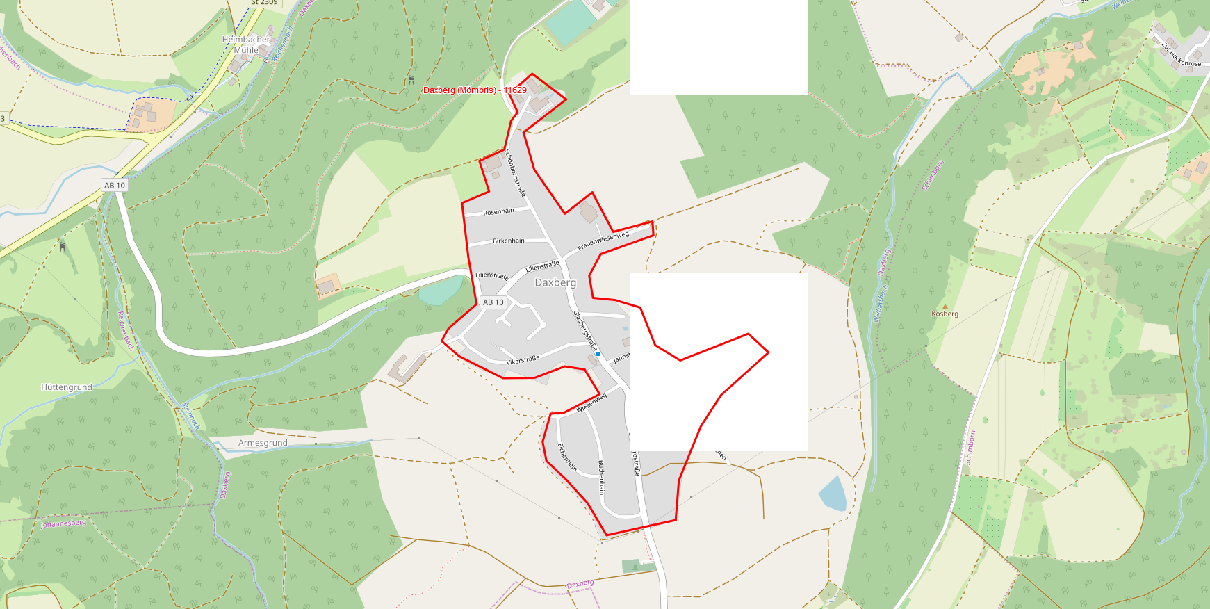 Daxberg Polygon