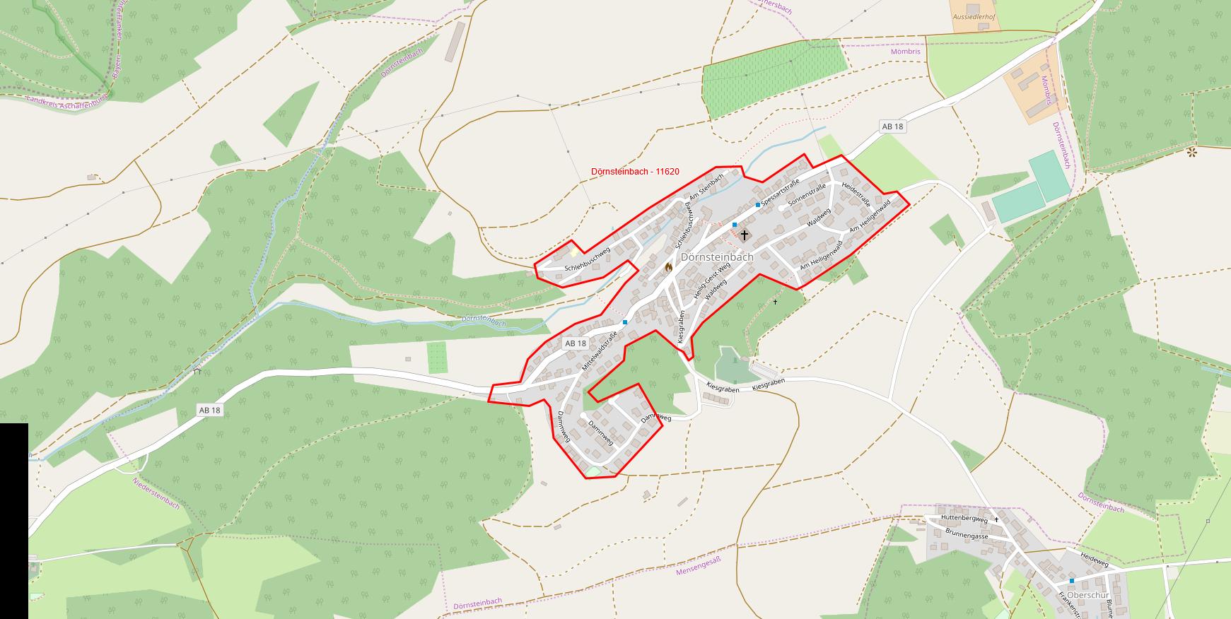 Dörnsteinbach Polygon