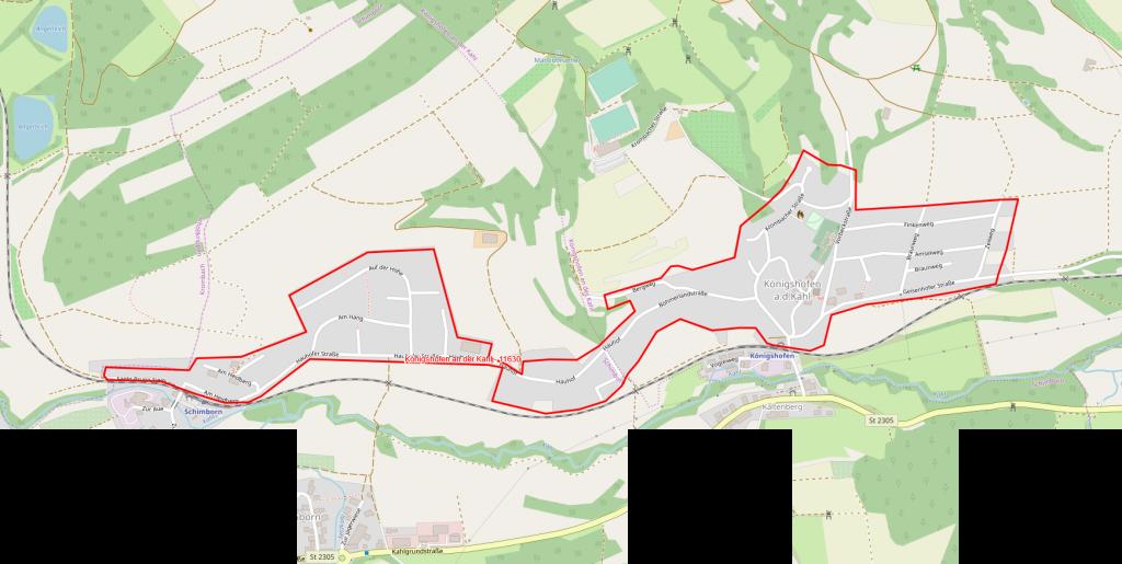 Königshofen Polygon