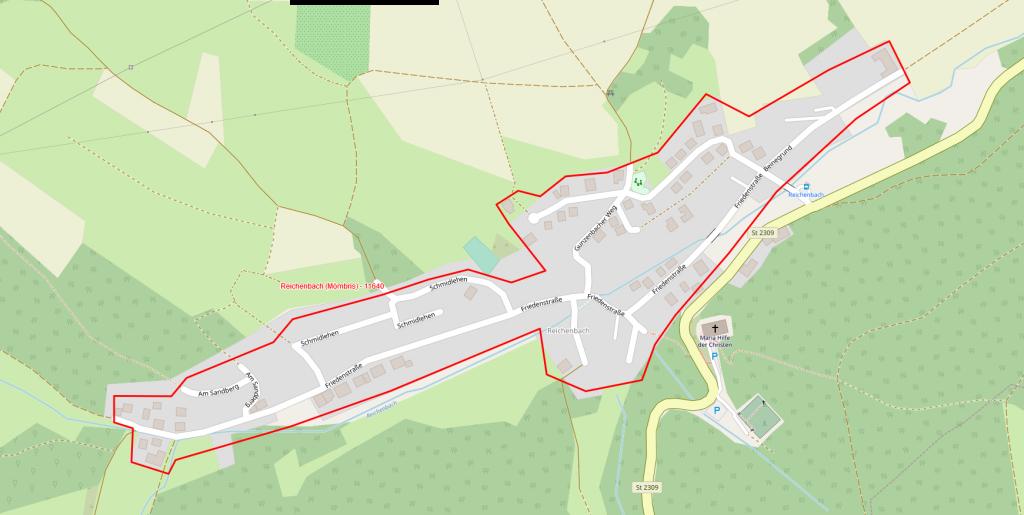 Reichenbach Polygon